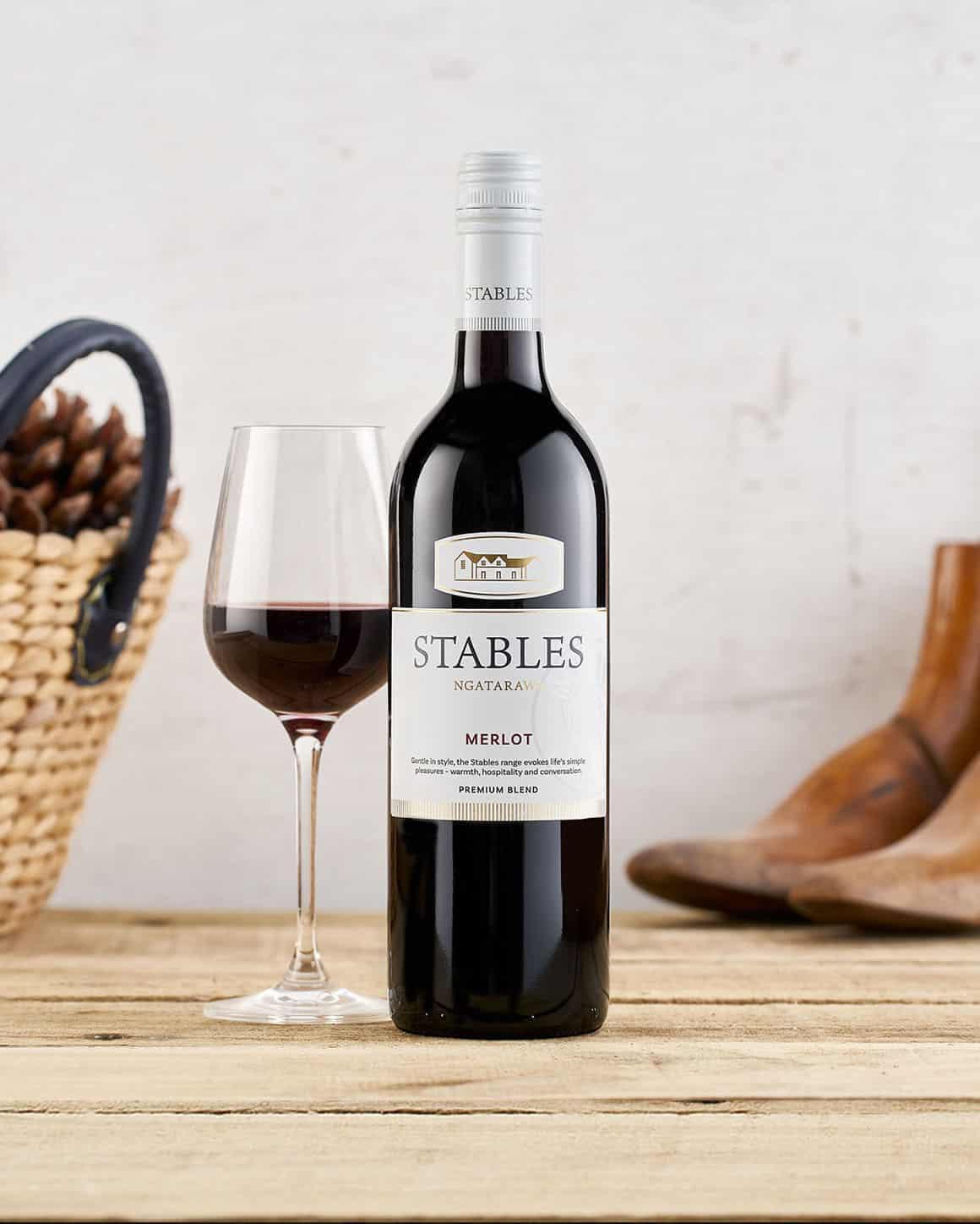 Stables Premium Merlot