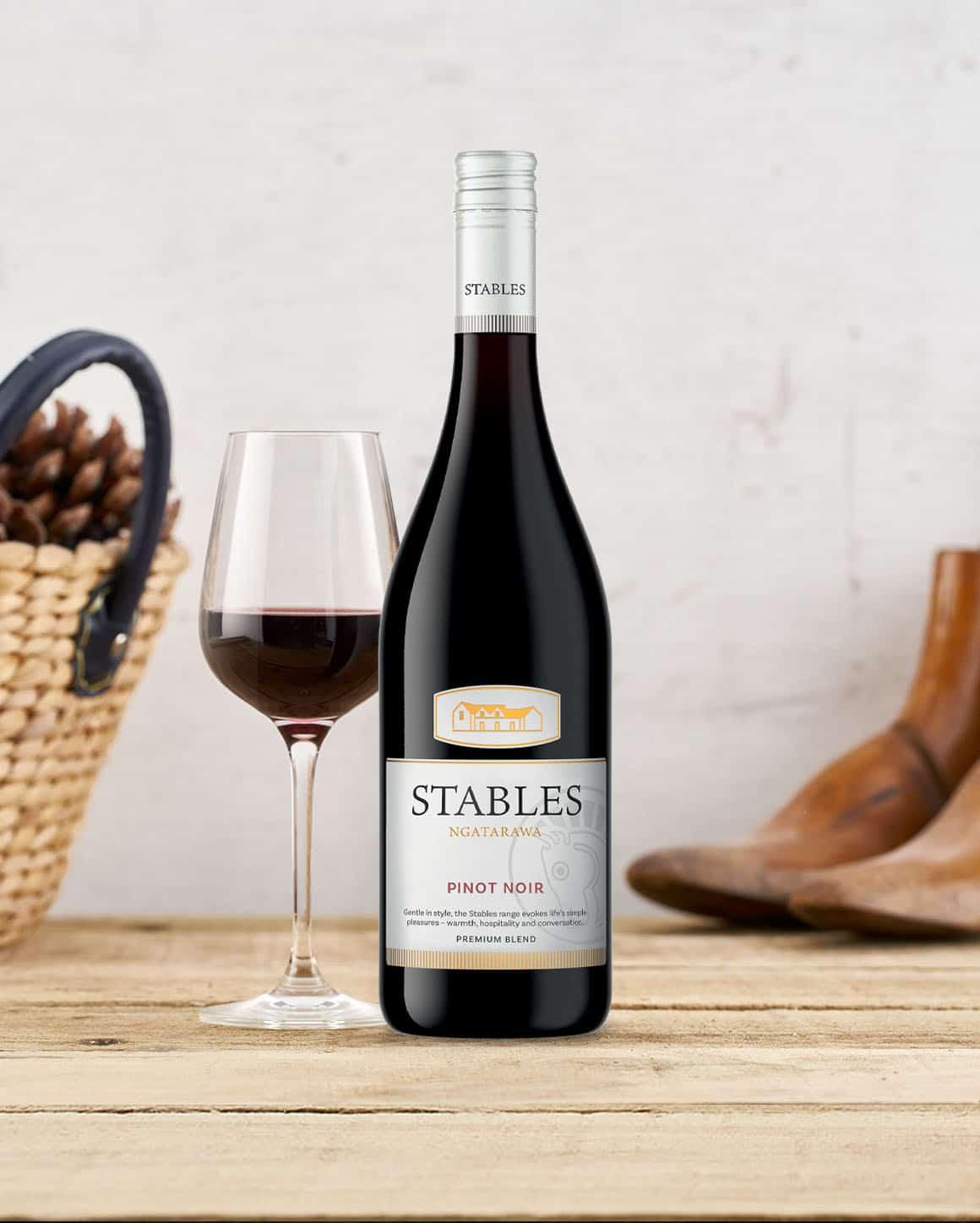 Web Stables Premium Pinot Noir Tile