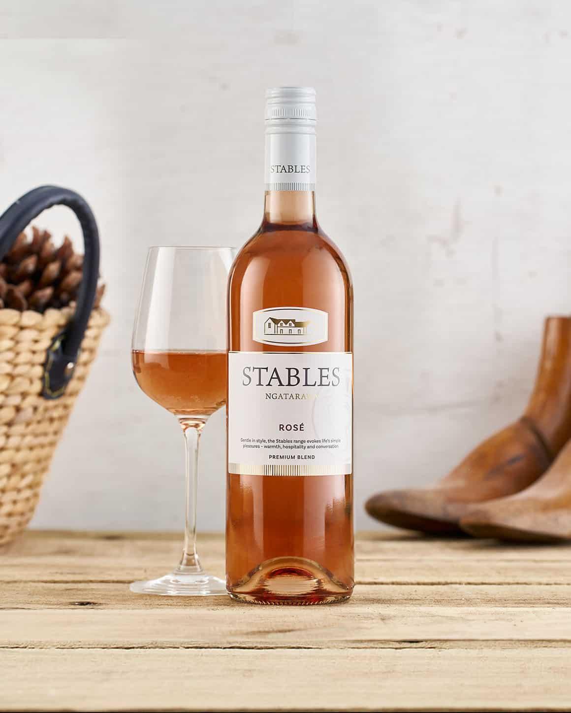 Stables Premium Rosé