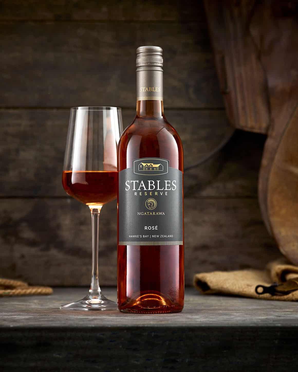 Stables Reserve Rosé